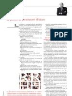 LA GESTIÓN DE PERSONAS EN EL FUTURO. JUAN LUIS GARRIGÓS