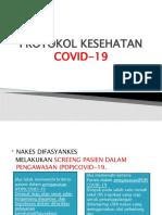 PROTOKOL KESEHATAN COVID-19.pptx