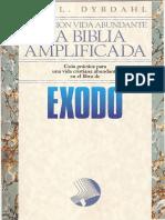 Biblia amplificada, ÉXODO, Jon L. Dybdahl