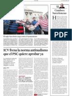 La Vanguardia 20-01-2011
