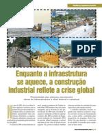 ranking 500 construtoras brasil - 2010