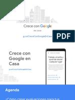 Presentación - Educadores (Crece con Google en Casa - 3era edición)