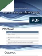 Programa de Estímulos a la Innovación 2011-01-20