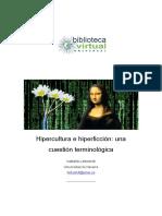 hiperficción