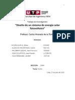 Diseño  de sistema fotovoltaico (2)