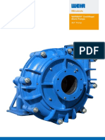 Warman Centrifugal Slurry AH Pump Brochure.pdf