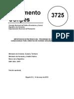 CONPES 3725 de 2012 credito vivienda de segunda generacion.pdf