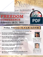 FLS Conference Brochure
