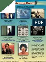 Songwriter's Monthly Jan. '11, #132 - Listening Room