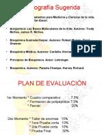 CLASE 1 INTRODUCCION A LA BIOQUIMICA AMMED 2019-2020
