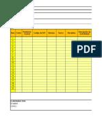 GYM.SGP.PG.18-F03 - Plan Semanal y Análisis de Confiabilidad