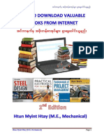 3951. How to Download Valueful eBooks From Internet - Rev-1