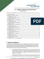 Sri Lanka Logistics Capacity Assessment Road Transport