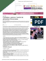 JVerastegui- Artículo- Cereales y granos_ fuente de alimentos funcionales- 2009