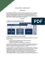 Líneas de defensa y Auditoría Interna