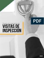 Indecopi Lineamientos de Visitas de Inspección LIbre Competencia