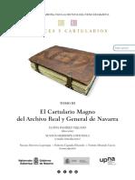 Códices y cartularios. Tomo III El Cartulario Magno del Archivo Real y General de Navarra.  E. Ramírez.pdf