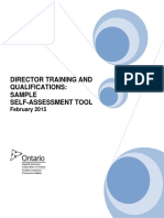 2015_Director_Training_Sample_Self_Assessment_Tool_FINAL