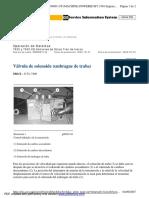 9. Válvula de solenoide (embrague de traba)