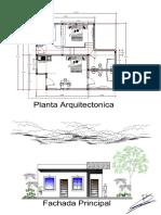 Calculo Estructural Casa Chacala Arquitectonico