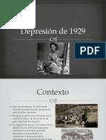 Depresión de 1929