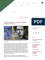 01_Antonio Gramsci_ O Maior Estrategista Político da História