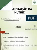 Aula 7 - Alimentação da Nutriz.pdf
