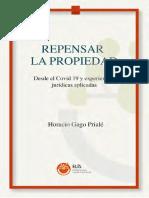 repensar_la_propiedad Horacio Gago