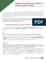 14 - PART-2 CHAPITRE-4 LECON-1(SUITE) COMMENT LES INDIVIDUS S'ASSOCIENT-IL POUR CONSTITUER DES GROUPE SOCIAUX