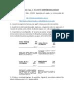 TALLER TÉCNICAS PARA EL RECUENTO DE MICROORGANISMOS
