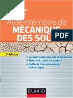 Aide-mémoire de mécanique des sols.pdf