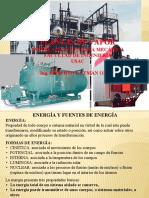 Fuentes de Energía - Clase no 1