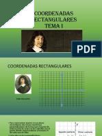 COORDENADAS RECTANGULARES [Autoguardado]