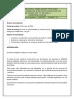 guia # 3  sociales y etica grado 5ºA Y 5ºB  Ayber Garcia
