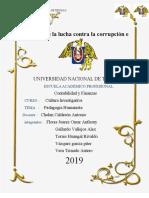 pedagogia humanista documento