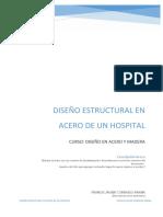 TRABAJO DISEÑO EN ACERO HOSPITAL_CORRALES