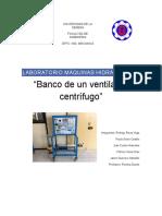 Laboratorio 2 máquinas hidráulicas