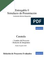 Entregable 0 - Simulacro Proyecto integrador