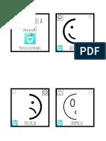 Emociones a medias ELBOLSILLODEMIBABI