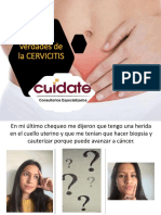 Cervicitis mitos y verdades