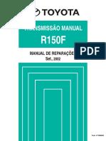 Man_Rep_Transmissão Manual R150F - Publ. Nº RM996E