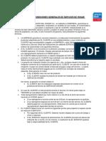 SODIMAC Condiciones_Generales_Servicios