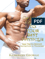 Nutrition Book, How to Gain Muscle, Weight Training, How to Lose Weight, Diet book, Protein Diet Optimal Guide To Your Best Physique_ Raw Truth Behind Nutrition & Training ( PDFDrive.com ).pdf