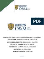 PLAN DE VENTAS DOUGLAS.doc