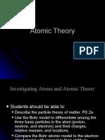 4. Atomic Theory
