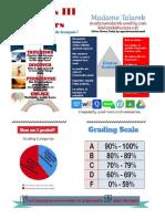 french iii honors syllabus pdf
