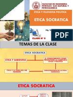 CLASE-N°6 LA ETICA SOCRATICA