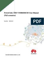 PowerCube 1000_V300R008C00_PowerCube 1000 V300R008C00 User Manual (Full scenarios).pdf