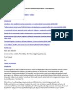 Políticas indígenas en Chile