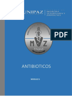 Antibioticos  mvz